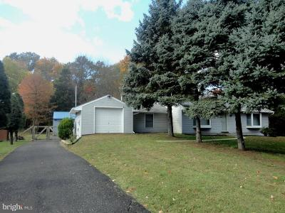Mount Laurel Single Family Home For Sale: 103 Waverly Avenue