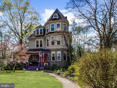 Riverton Single Family Home For Sale: 416 Lippincott Avenue