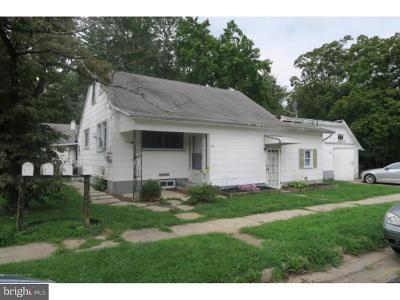 Roebling Single Family Home For Sale: 511 Cherry Street