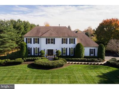 Moorestown Single Family Home For Sale: 604 McElwee Road