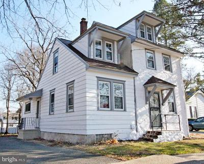Cinnaminson Single Family Home For Sale: 2408 New Albany Road