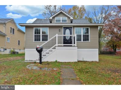 Moorestown Single Family Home For Sale: 118 Moore Street