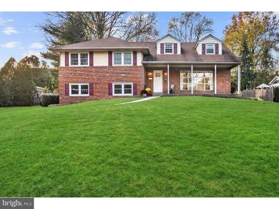 Cinnaminson Single Family Home For Sale: 610 Bergen Drive