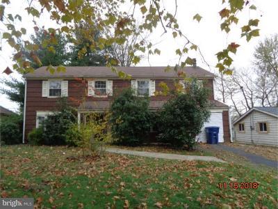 Willingboro NJ Single Family Home For Sale: $100,000