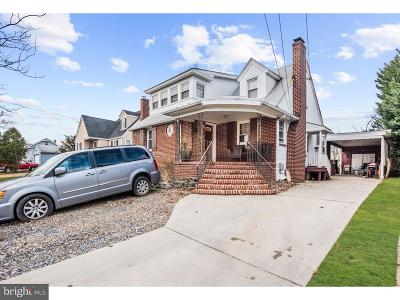 Maple Shade Single Family Home For Sale: 49 Helen Avenue