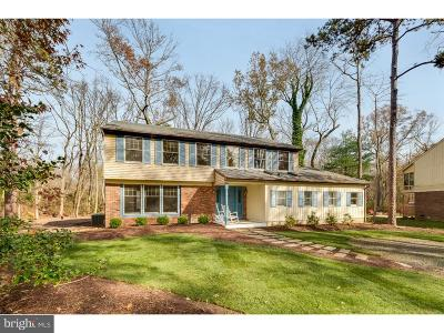 Marlton Single Family Home For Sale: 23 Derby Court