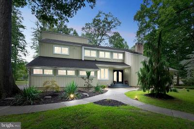 Moorestown Single Family Home For Sale: 927 Cox Road