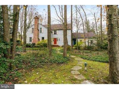 Moorestown Single Family Home For Sale: 9 Winterberry Road