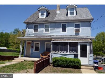 Mount Holly Single Family Home For Sale: 133 Arch Street