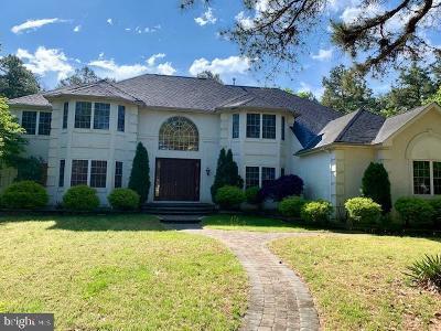 Evesham Single Family Home For Sale: 110 John James Audubon Way
