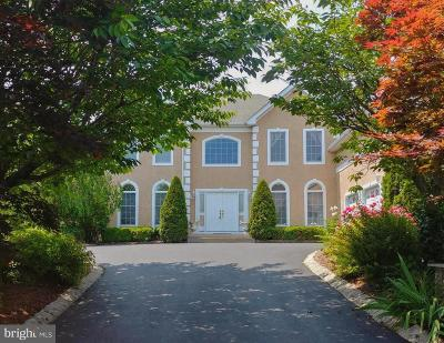 Moorestown Single Family Home For Sale: 110 Country Club Drive