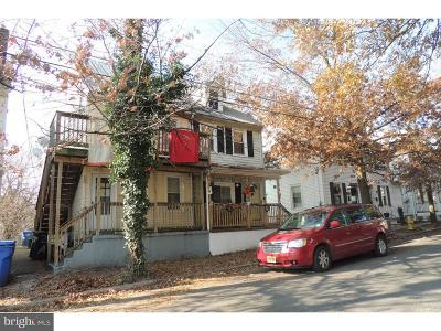 Mount Holly Multi Family Home For Sale: 28 Mount Holly Avenue