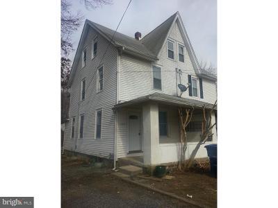 Moorestown Single Family Home For Sale: 103 E Camden Avenue