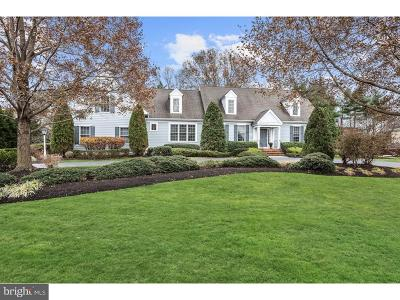 Moorestown Single Family Home For Sale: 642 New Albany Road