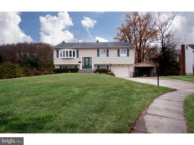 Mount Laurel Single Family Home For Sale: 310 Heather Drive