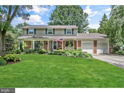Cinnaminson Single Family Home For Sale: 3102 Pheasant Run Drive