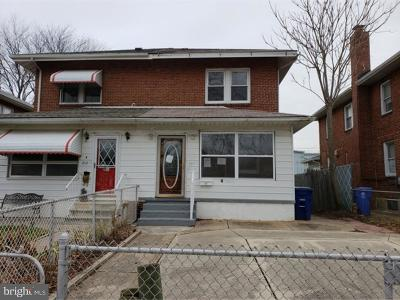 Florence Single Family Home For Sale: 214 Woodlawn Avenue