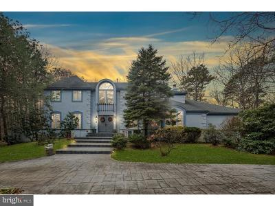 Marlton Single Family Home For Sale: 18 N Country Lakes Drive