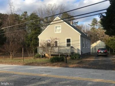 Medford Single Family Home For Sale: 575 Tabernacle Road