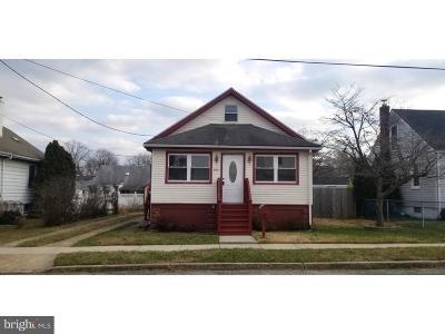 Burlington Single Family Home For Sale: 843 Woodland Avenue