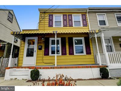 Mount Holly Single Family Home For Sale: 139 Risdon Street