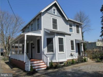 Moorestown Single Family Home For Sale: 225 Frenchs Avenue