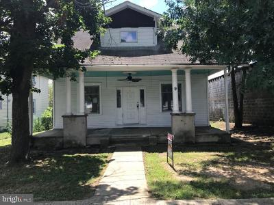 Single Family Home For Sale: 9 Dresser Avenue
