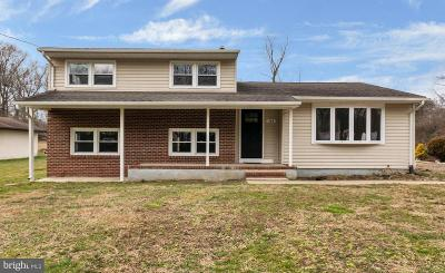 Westampton Single Family Home For Sale: 110 Church Street