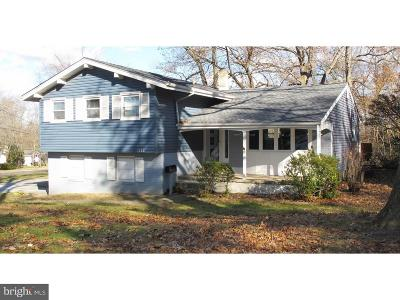 Atlantic County, Burlington County, Camden County, Cape May County, Cumberland County, Gloucester County, Salem County Single Family Home For Sale: 1300 Wynwood Drive