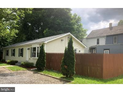 Single Family Home For Sale: 201 Eyre Street
