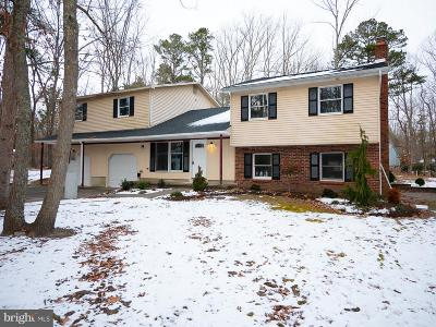 Tabernacle Single Family Home For Sale: 10 Red Oak Drive