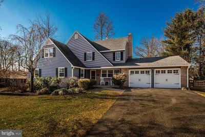 Moorestown Single Family Home For Sale: 24 S Shirley Avenue