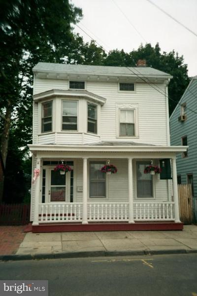 Mount Holly Single Family Home For Sale: 37 Brainerd Street