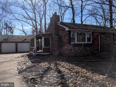 Browns Mills Single Family Home For Sale: 426 Virginia