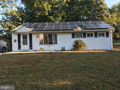 Lumberton Single Family Home For Sale: 15 Rockland Terrace