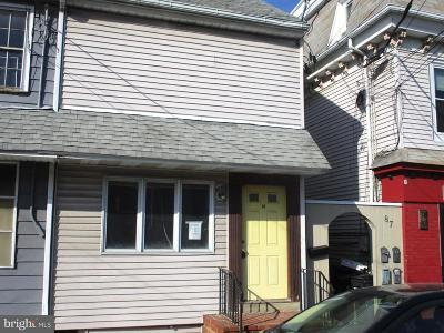 Mount Holly Multi Family Home For Sale: 93 Washington Street