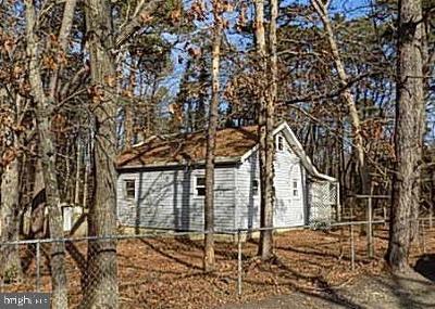 Browns Mills Single Family Home For Sale: 129 Jones