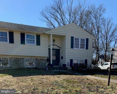 Cinnaminson Single Family Home For Sale: 2703 Burgundy Drive