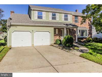 Mount Laurel Single Family Home For Sale: 6 Bretton Way