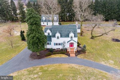 Shamong Single Family Home For Sale: 289 Indian Mills Road