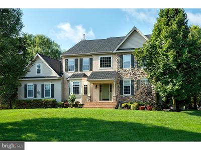 Mount Laurel Single Family Home For Sale: 11 Autumnwood Lane
