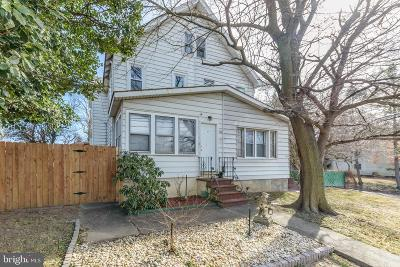 Trenton Single Family Home For Sale: 777 Mission Road