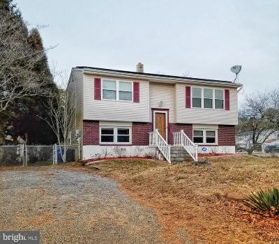 Browns Mills Single Family Home For Sale: 205 Haddon
