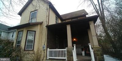 Florence Single Family Home Under Contract: 616 W 2nd Street