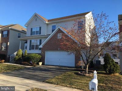 Bordentown Single Family Home For Sale: 22 Cayuga Rd