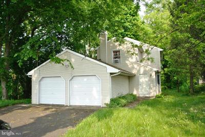 Bordentown Single Family Home For Sale: 505 Route 206