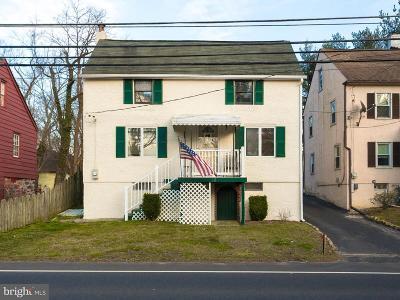 Chesterfield Single Family Home For Sale: 25 Chesterfield Crosswicks