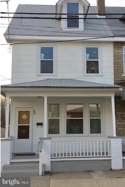 Mount Holly Single Family Home For Sale