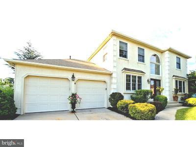 Evesham Single Family Home For Sale: 31 Washington Drive