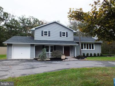 Shamong Single Family Home For Sale: 191 Willow Grove Road